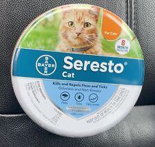 Bayer Seresto Cat Flea & Tick Collar