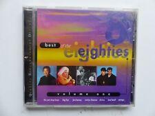 CD ALBUM Best of the eighties Vol one PET SHOP BOYS BIG FUN DIVINE TONI BASIL