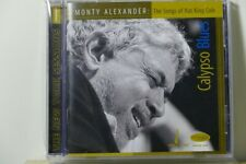 MONTY ALEXANDER Songs of Nat King Cole SACD GOLD CHESKY RECORDS