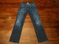 Tommy Hilfiger Denim Heritage Women's Jeans Daisy Lightening Indigo 29 x 31