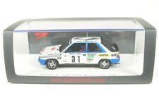 Renault 11 Turbo Rally Monte Carlo 1985 A. Oreille 1/43 Spark
