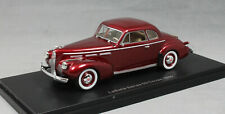 Neo Models LaSalle Series 50 Coupe in Dark Red 1940 47171 1/43 NEW