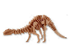 """3-D Wooden Puzzle - Apatosaurus -Gift Item """"Brand New"""""""