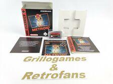 "Nintendo Gameboy Advance Spiel "" Metroid ""   GBA   Ovp   Nes Classics * Top Zus."