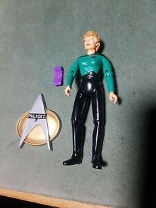 Star Trek Next Generation Vintage Dr Katherine Pulaski 1995 Playmates