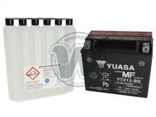 Batteria Yuasa  YTX12-BS - Triumph  Tiger 1050 SE 10-12