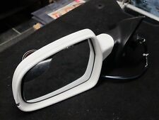 Audi A4 2008 to 2012 Nearside Wing Mirror - White