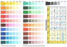 9,60?/l Decotric/Decolor Volltonfarbe Abtönfarbe für innen/außen Decolor,750 ml