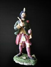 Collectible Rob Roy MacGregor Handmade Sculpture Figurine
