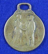 US State of Michigan Spanish American War Medal Order Badge