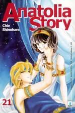 manga STAR COMICS ANATOLIA STORY numero 21