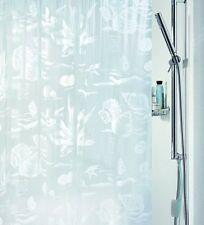 ARRECIFE Blanco Cortina de ducha 180 x 200 cm. Vinilo Alta Calidad Producto