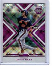 2016 EXTRA EDITION CHRIS OKEY RC #119/200 *ASPIRATIONS*