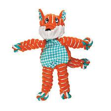 KONG Floppy Knots Fox Tug Dog Toy Medium/Large (NKF12)