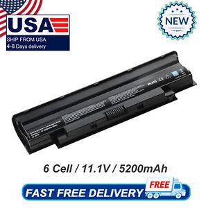 Battery J1KND For DELL Inspiron 3520 3420 M5030 N5110 N5050 N4010 N7110 YXVK2