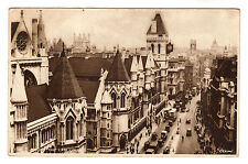 The Law Courts - London Photo Postcard c1940
