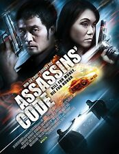 DVD - Action - Assassins' Code - Lawrence Riggins - Min-Su Choi - Tiffany Yee