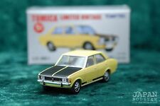 [TOMICA LIMITED VINTAGE LV-45c 1/64] MITSUBISHI COLT GALANT AII GS (Yellow)