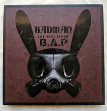 "B.A.P 3rd Mini Album ""BADMAN"" EP K-pop Kpop BAP"