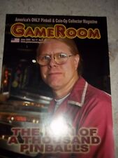 GameRoom Magazine - June 2005 Vol.17 No.6  Free Shipping!