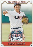 2015 Panini Baseball USA Stars & Stripes RC Card - Pick A Card Complete Your Set