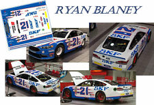 CD_1897 #21 Ryan Blaney   2016 SKF Ford    1:18 scale decals
