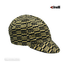 NEW Cinelli COLUMBUS CENTO 100th Anniversary Cycling Cap : GOLD - Made in Italy!