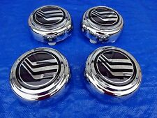 "1993 1994 1995 1996 1997 MERCURY GRAND MARQUIS 15"" LACEY WHEEL CENTER CAPS SET"