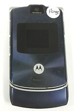 New listing Motorola Razr V3s / Razor V3 S - Blue ( Cricket Cdma ) Cellular Phone - Read