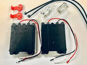 Set T20 Position en Journée Alfa Mito Deux Filaments Cree LED Can Bus Lampes 500