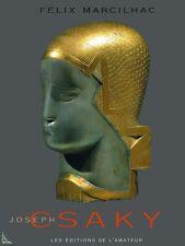 Joseph Csaky, Catalogue raisonné des sculptures, de F. Marcilhac