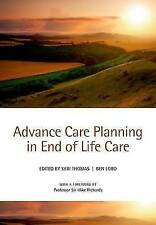 Advance Care Planning in End of Life Care-ExLibrary