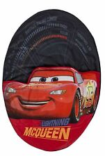 Disney Pixar Cars Mcqueen Kids Sleeping Bag Nap Mat Blanket Fleece Slumbersling