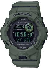 G-Shock Digital G-Squad Connected Step Tracker Green Unisex Watch GBD800UC-3
