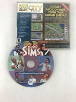 The Sims 1 Game PC 2000 People Simulator