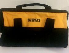 "Dewalt 18"" Large Heavy Duty Contractor Tool Bag 624807-01"
