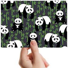 "Cute Panda Bear Small Photograph 6"" x 4"" Art Print Photo Animal China Gift #8303"