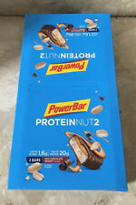 POWERBAR PROTEIN NUT2 bars. 1 x Boxes of 18 X 60g chocolate peanut.
