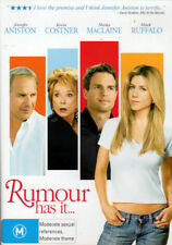 Rumour has it - Jennifer Aniston, Kevin Costner, Shirley MacLaine- DVD