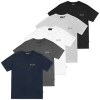 Nicce T-Shirts - Nicce Chest Logo Tee - Black, White, Navy, Coal, Stone Grey