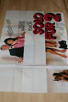 Solo für zwei mit Steve Martin - Filmplakat Quer