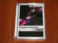 G3 JOE SATRIANI STEVE VAI YNGWIE MALMSTEEN LIVE IN DENVER 2004 DVD CONCERT New