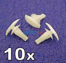 10x 6mm Weatherstrip & Rubber Door Seal Clips- Fits Mitsubishi Shogun Pajero etc