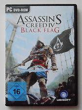 "PC DVD-ROM Spiel ""Assassin's Creed IV: Black Flag"""