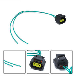 Ignition Coil Connector Harness 2Wire Pigtail For Jeep Dodge 3.7L 4.7L 5.7L 6.4L