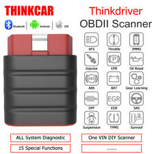 Automotive OBD2 Car Diagnostic ABS Airbag Engine Scanner Bluetooth Code Reader