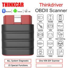 Automotive OBD2 Car Diagnostic ABS Airbag Engine Scanner Bluetooth Code Reader