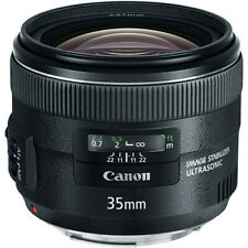 Canon EF 35mm f/2.0 IS USM Standard Prime Lens - 5178B002
