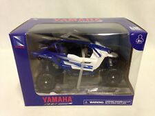 "Yamaha YXZ1000R Triple Cylinder Motorcycle ATV 6.75"" Buggy 1:18 New Ray Toys WT"