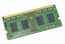 4GB DDR3 (1x4GB) 1333MHz PC3-10600S 2Rx8 SO-DIMM 204-PIN LAPTOP MEMORY STICK RAM